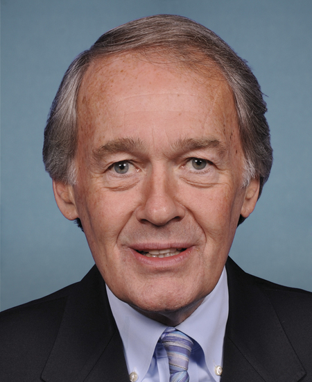 Photo of Sen. Edward Markey