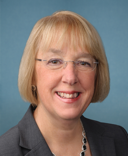 Photo of Sen. Patricia Murray