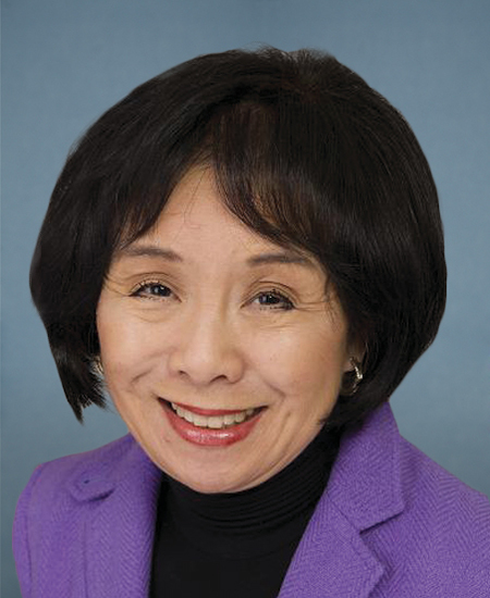 Photo of Rep.  Doris Matsui