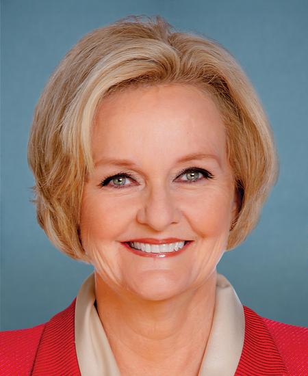 Photo of Sen. Claire McCaskill
