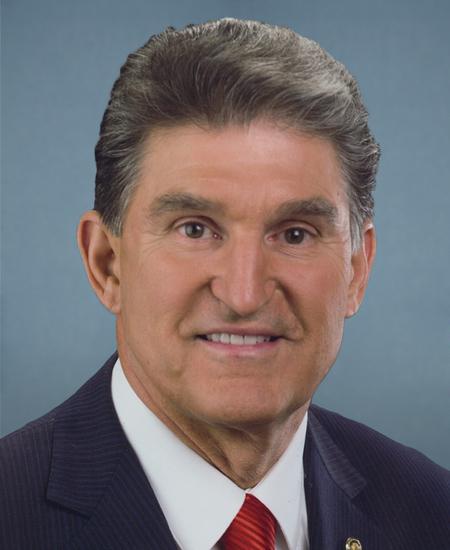 Photo of Sen. Joseph Manchin