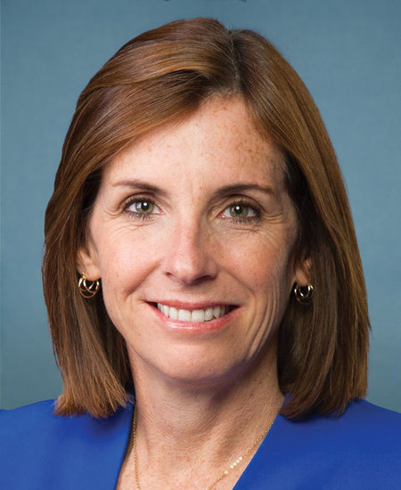 Photo of Rep.  Martha McSally