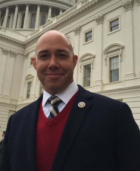 Photo of Rep.  Brian Mast