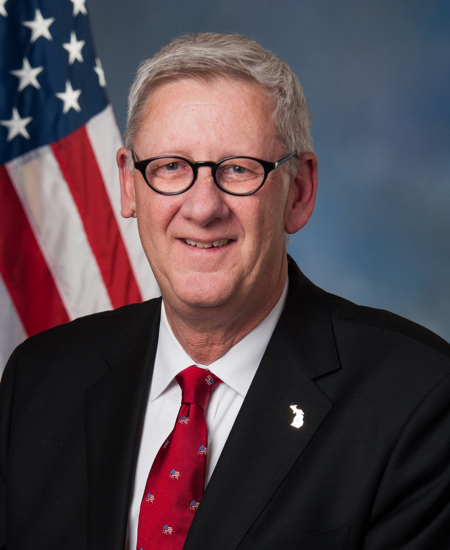 Photo of Rep.  Paul Mitchell