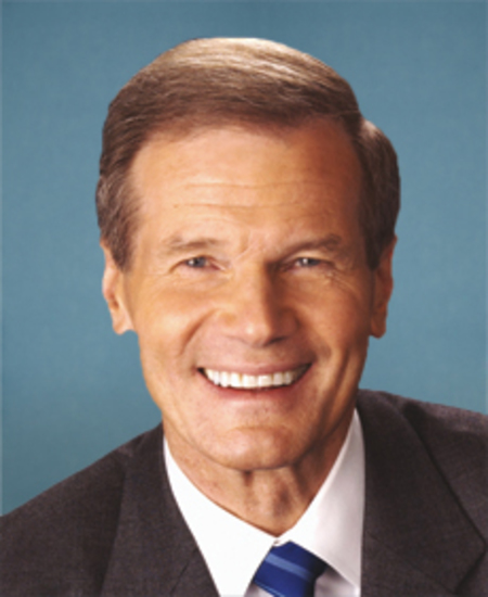 Photo of Sen. Clarence Nelson