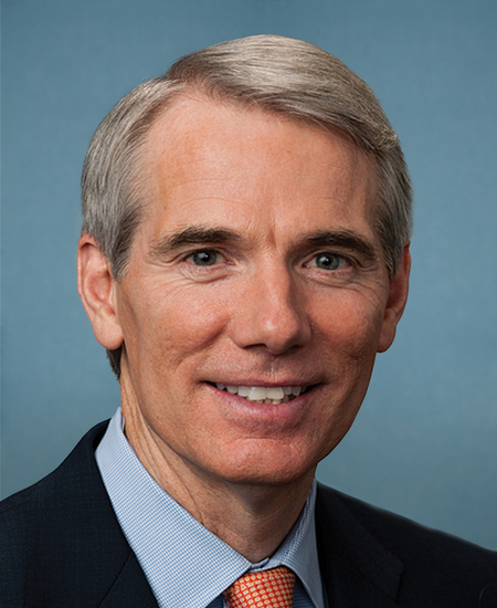 Photo of Sen. Robert Portman