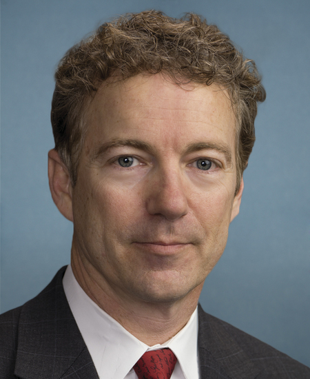 Photo of Sen. Randal Paul