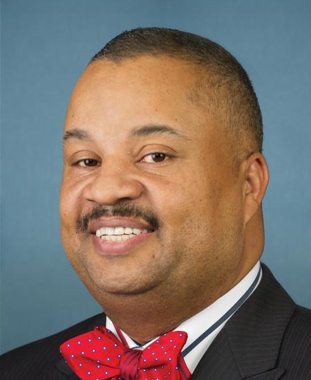 Photo of Rep.  Donald Payne
