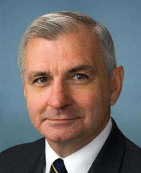 Photo of Sen. John Reed