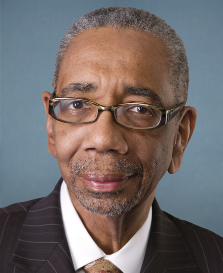 Rep. Bobby Rush headshot