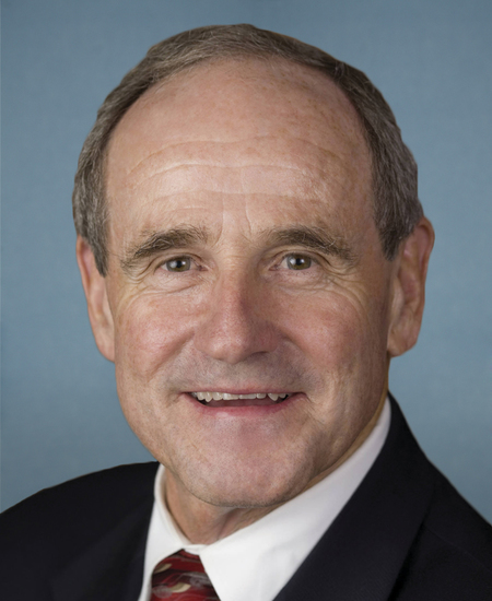 Photo of Sen. James Risch
