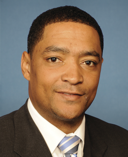 Photo of Rep.  Cedric Richmond