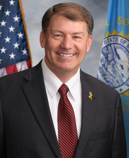 Photo of Sen. Michael Rounds