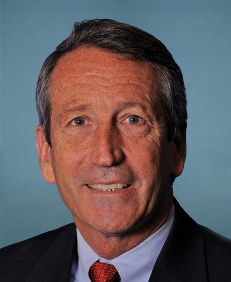 Photo of Rep.  Marshall Sanford