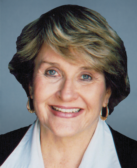 Photo of Rep.  Louise Slaughter