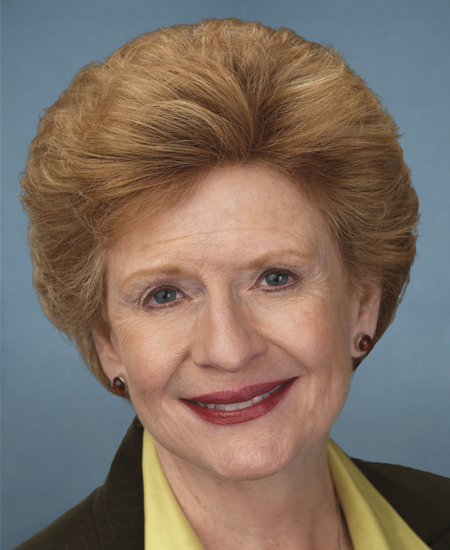 Photo of Sen. Deborah Stabenow