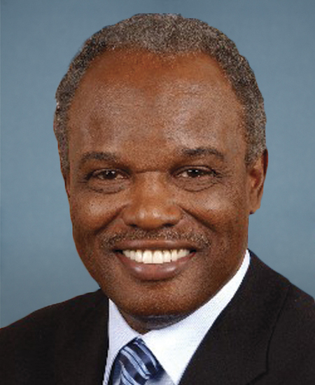 Photo of Rep.  David Scott