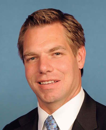 Photo of Rep.  Eric Swalwell