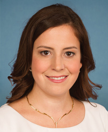 Photo of Rep.  Elise Stefanik