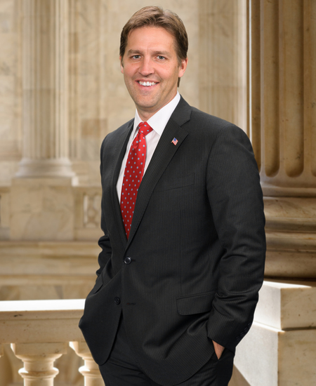 Photo of Sen. Benjamin Sasse