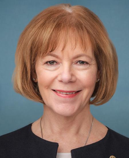 Photo of Sen. Tina Smith