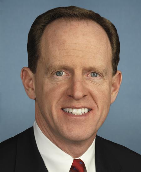Photo of Sen. Patrick Toomey