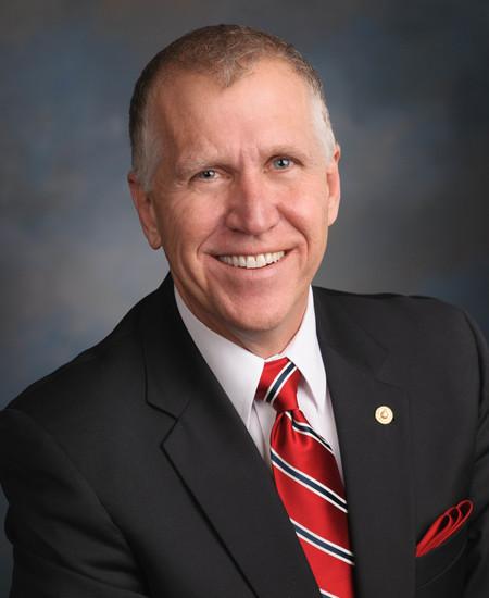 Photo of Sen. Thomas Tillis