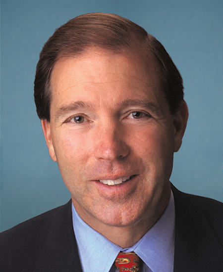 Photo of Sen. Thomas Udall