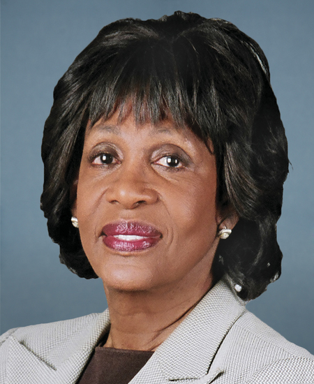 Photo of Rep.  Maxine Waters