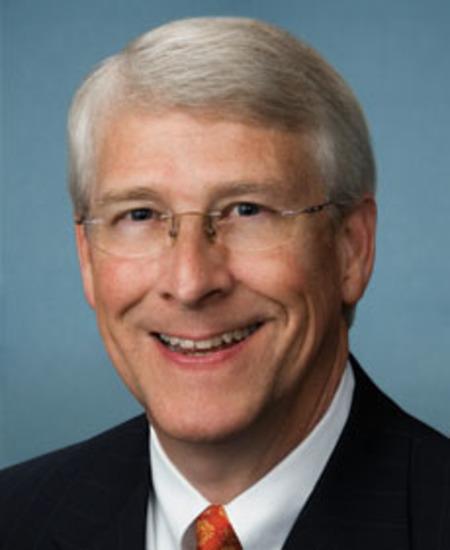 Photo of Sen. Roger Wicker