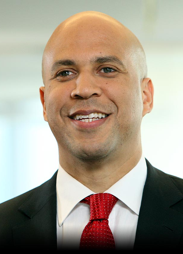 Cory Anthony Booker's photo