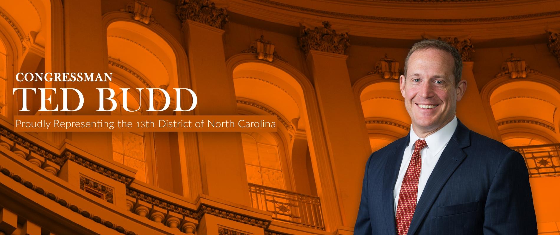 Ted Budd's photo