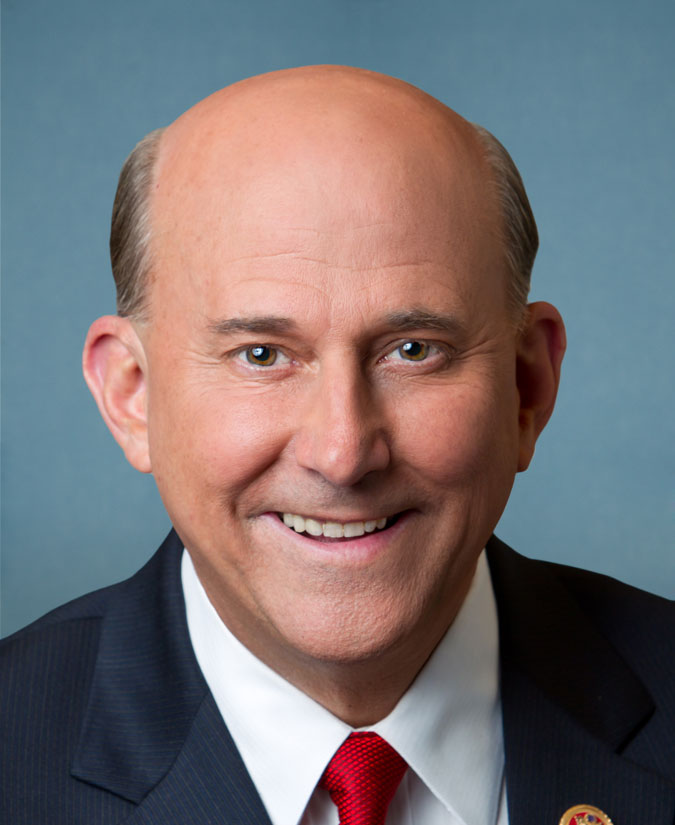 Louie B. Gohmert's photo