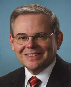 Robert Menendez's photo