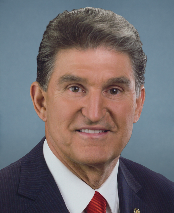 Joe Manchin's photo