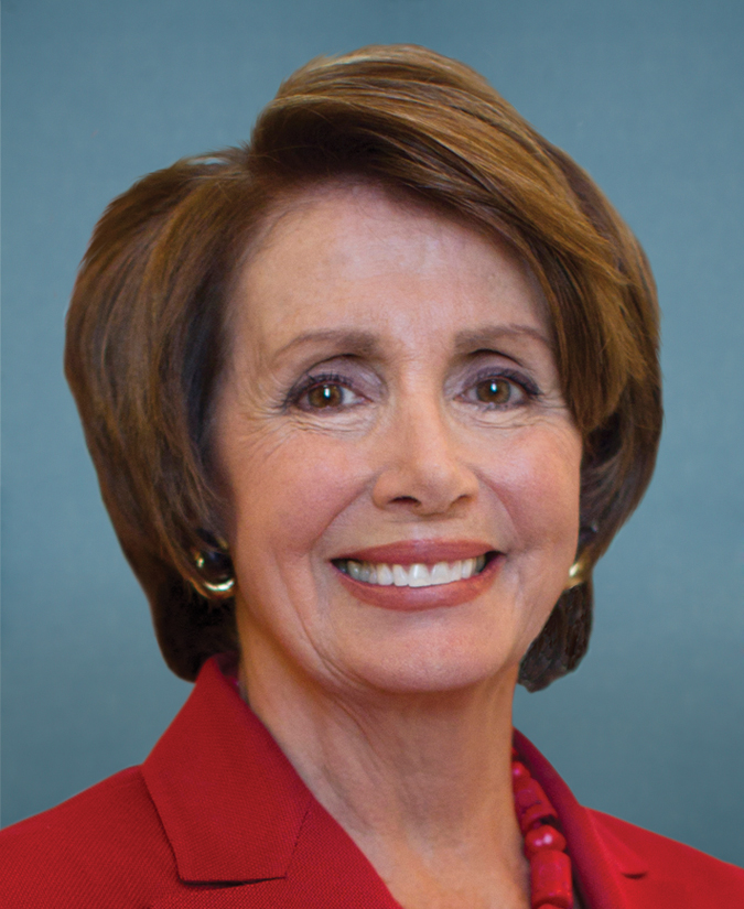 Nancy Pelosi's photo