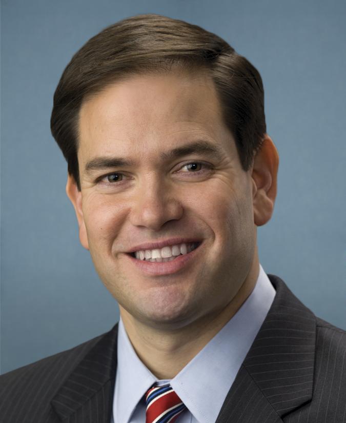 Marco Rubio's photo