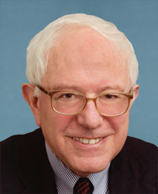 Bernard Sanders's photo