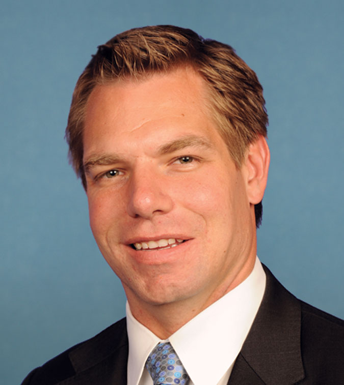 Eric Swalwell's photo